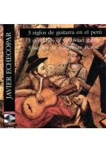 Tres siglos de guitarra en el Peru